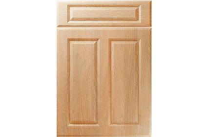 Unique Benwick Montana Oak kitchen door