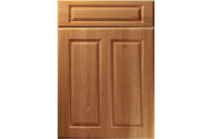 Unique Benwick Natural Aida Walnut kitchen door