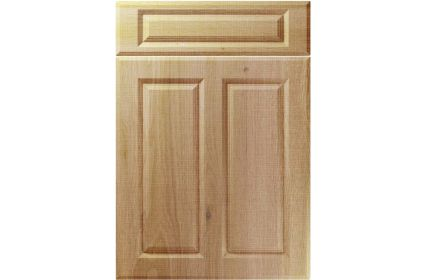 Unique Benwick Odessa Oak kitchen door