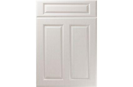 Unique Benwick Painted Oak Light Grey kitchen door