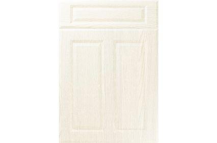 Unique Benwick Painted Oak Porcelain kitchen door