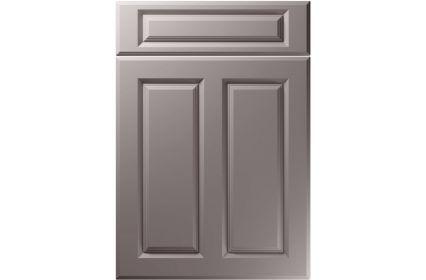 Unique Benwick Super Matt Dust Grey kitchen door