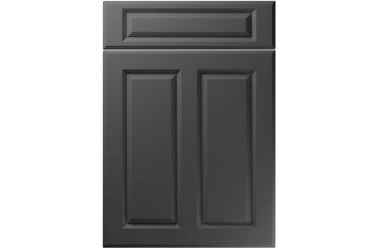 Unique Benwick Super Matt Graphite kitchen door