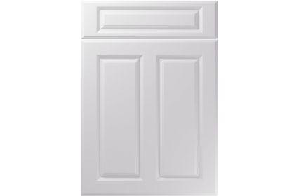 Unique Benwick Super Matt Light Grey kitchen door
