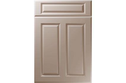 Unique Benwick Super Matt Stone Grey kitchen door