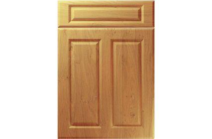 Unique Benwick Winchester Oak kitchen door