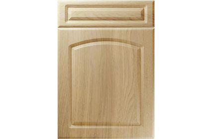 Unique Boston Lissa Oak kitchen door