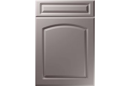 Unique Boston Super Matt Dust Grey kitchen door