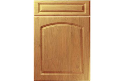 Unique Boston Winchester Oak kitchen door