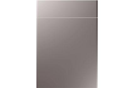 Unique Brecon Super Matt Dust Grey kitchen door