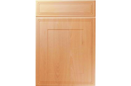 Unique Bridgewater Ellmau Beech kitchen door