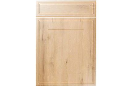 Unique Bridgewater Iconic Beech kitchen door