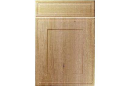 Unique Bridgewater Odessa Oak kitchen door