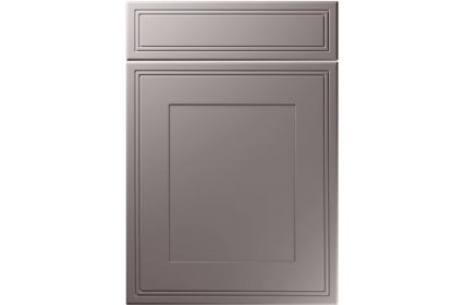 Unique Bridgewater Super Matt Dust Grey kitchen door
