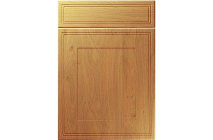 Unique Bridgewater Winchester Oak kitchen door