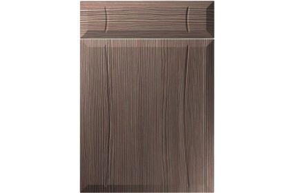 Unique Chardonnay Brown Grey Avola kitchen door