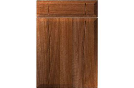 Unique Chardonnay Opera Walnut kitchen door