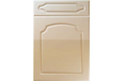 Unique Chedburgh High Gloss Dakar kitchen door