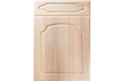 Unique Chedburgh Moldau Acacia kitchen door