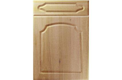 Unique Chedburgh Odessa Oak kitchen door