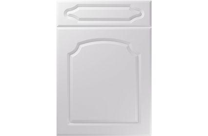 Unique Chedburgh Super Matt Light Grey kitchen door