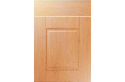 Unique Coniston Ellmau Beech kitchen door