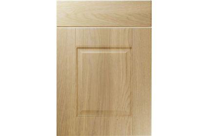 Unique Coniston Lissa Oak kitchen door