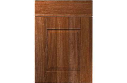 Unique Coniston Opera Walnut kitchen door