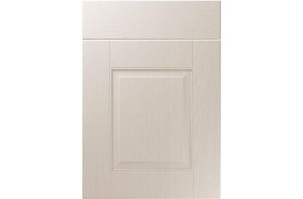 Unique Coniston Painted Oak Cashmere kitchen door