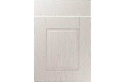 Unique Coniston Painted Oak Light Grey kitchen door