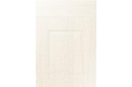 Unique Coniston Painted Oak Porcelain kitchen door
