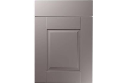 Unique Coniston Super Matt Dust Grey kitchen door