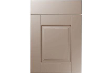 Unique Coniston Super Matt Stone Grey kitchen door
