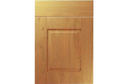 Unique Coniston Winchester Oak kitchen door