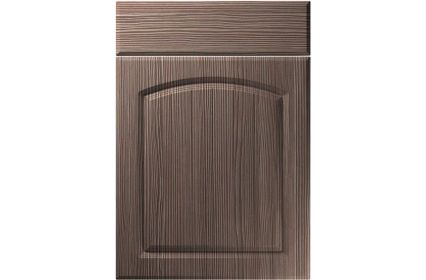 Unique Cottage Brown Grey Avola kitchen door