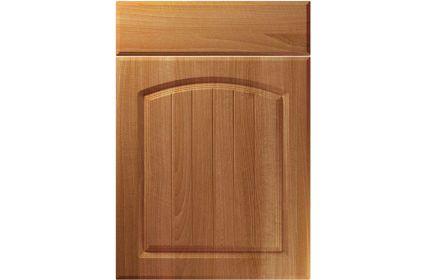 Unique Cottage Natural Aida Walnut kitchen door