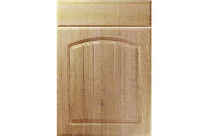 Unique Cottage Odessa Oak kitchen door
