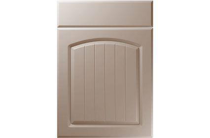 Unique Cottage Super Matt Stone Grey kitchen door