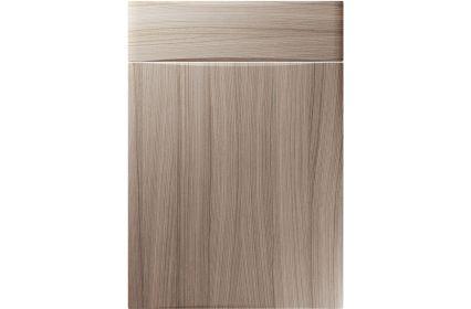 Unique Crossland Driftwood kitchen door