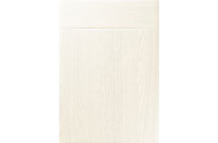 Unique Crossland Painted Oak Porcelain kitchen door