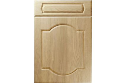 Unique Denham Lissa Oak kitchen door