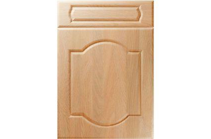 Unique Denham Montana Oak kitchen door