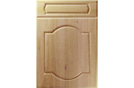 Unique Denham Odessa Oak kitchen door
