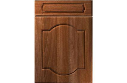 Unique Denham Opera Walnut kitchen door