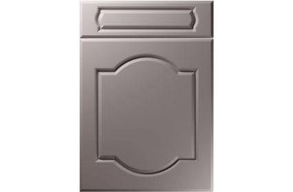 Unique Denham Super Matt Dust Grey kitchen door