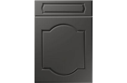 Unique Denham Super Matt Graphite kitchen door