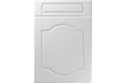 Unique Denham Super Matt Light Grey kitchen door