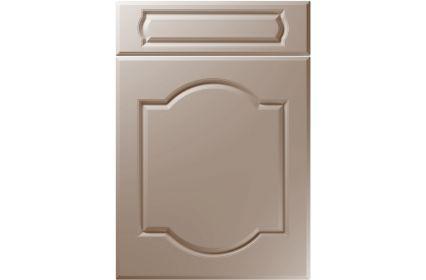 Unique Denham Super Matt Stone Grey kitchen door