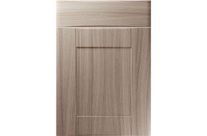 Unique Denver Driftwood kitchen door