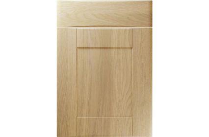 Unique Denver Lissa Oak kitchen door